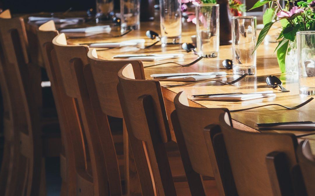 Connection Café Family Dinner